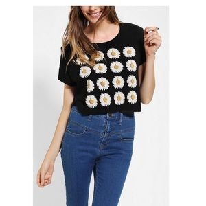 Truly Madly Deeply • Daisy Print Crop Top